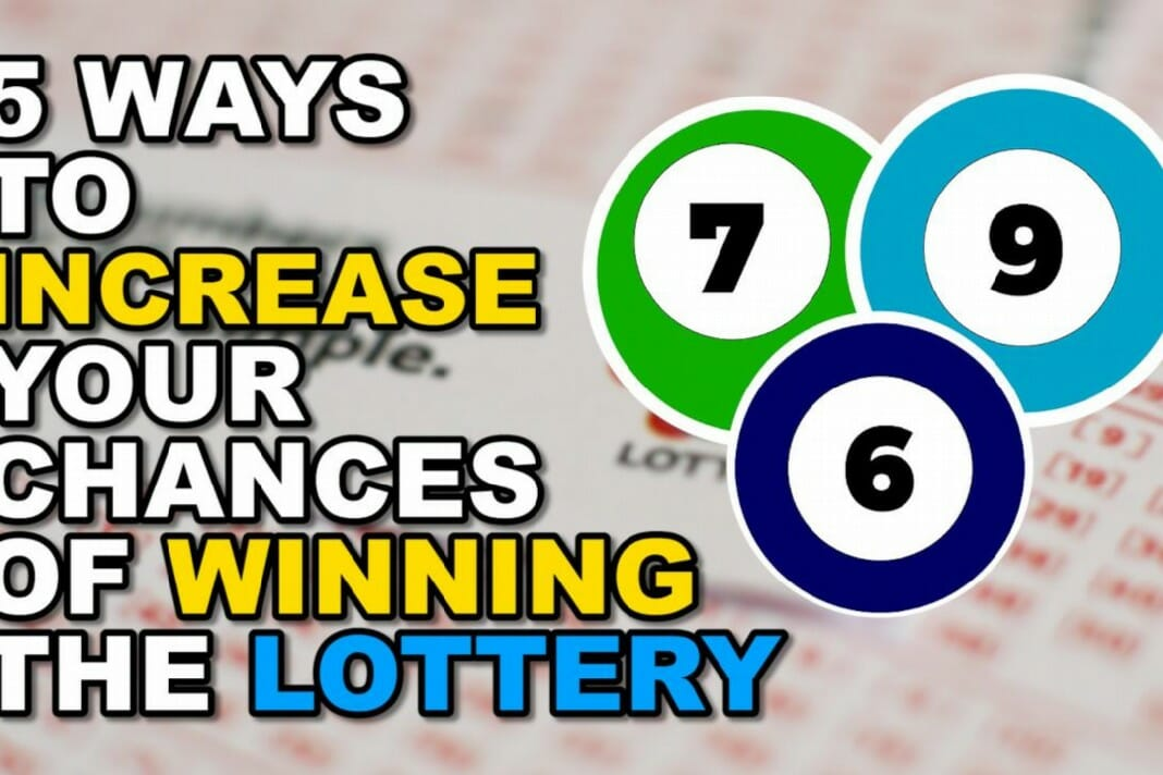 Lottery winner spells